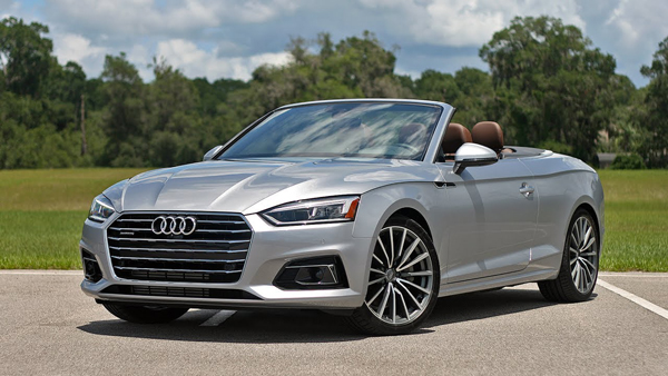 leasing AUDI A5 CABRIOLET