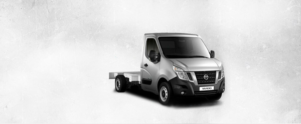NISSAN NV400 Chassis cabine